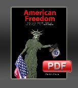 American Freedom - Internal Revenue Service & Taxes (Chapter 9)