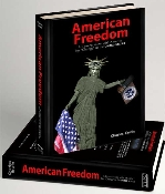 American Freedom - Hard Cover